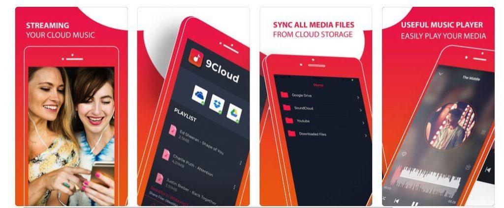 9 Cloud - Cloud Music Player