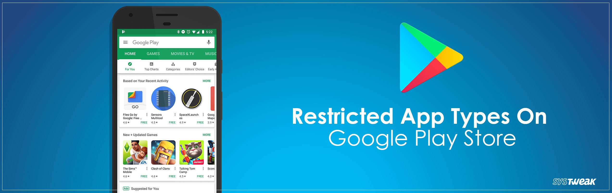 11 Banned App Categories On Google Play Store
