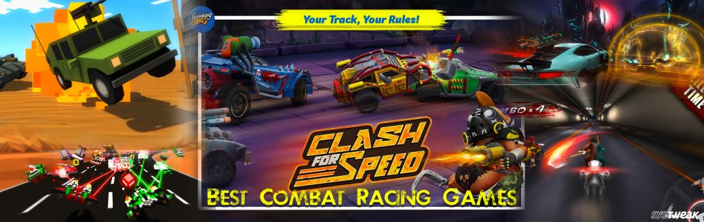 10 Best Combat Racing Games For Android