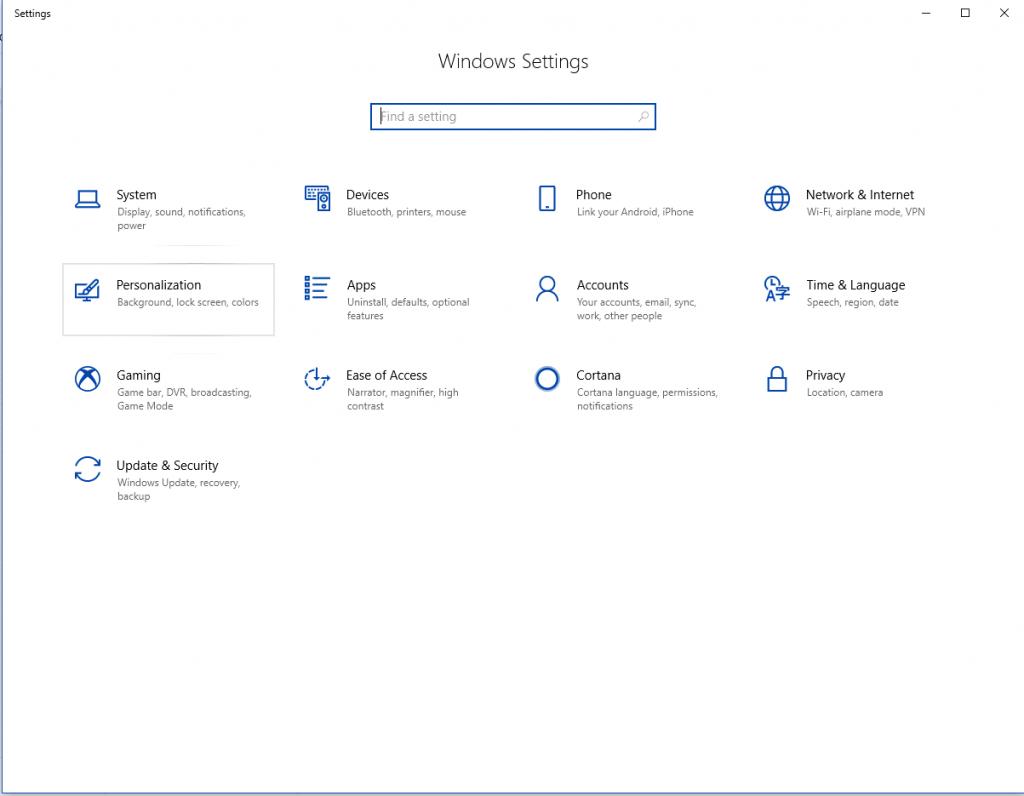 Customize Settings To Use Alexa-1