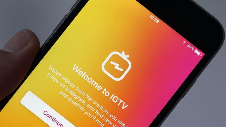 Debut of Instagrams IGTV
