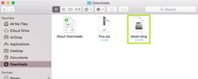 Downloaded File