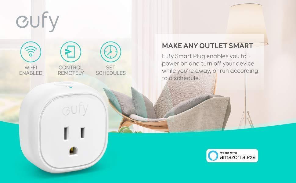 Eufy Smart Mini Plug