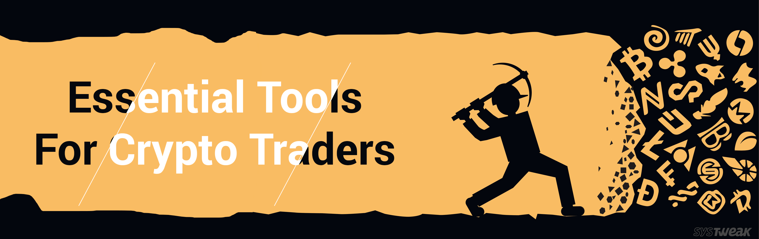 Four Essential Tools For Every Cryptocurrency Trader & Investor
