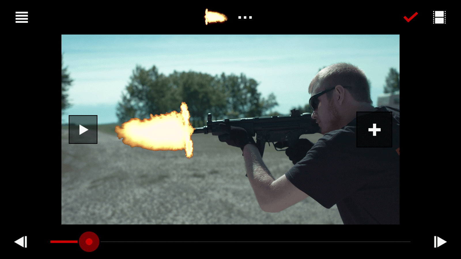 Guns Movie FX