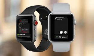 Access Apps From the Apple Watch Dock