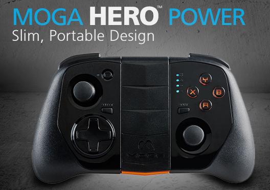 MOGA Hero Power