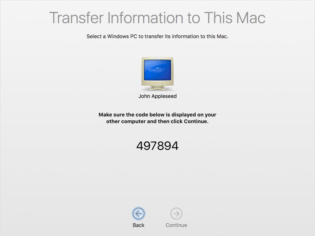Mac match