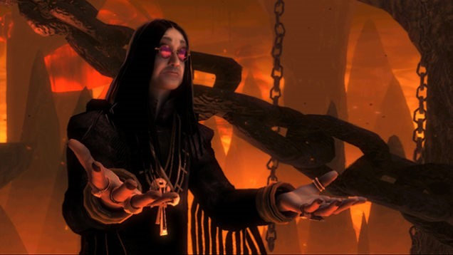 Ozzy Osbourne (in Brütal Legend)