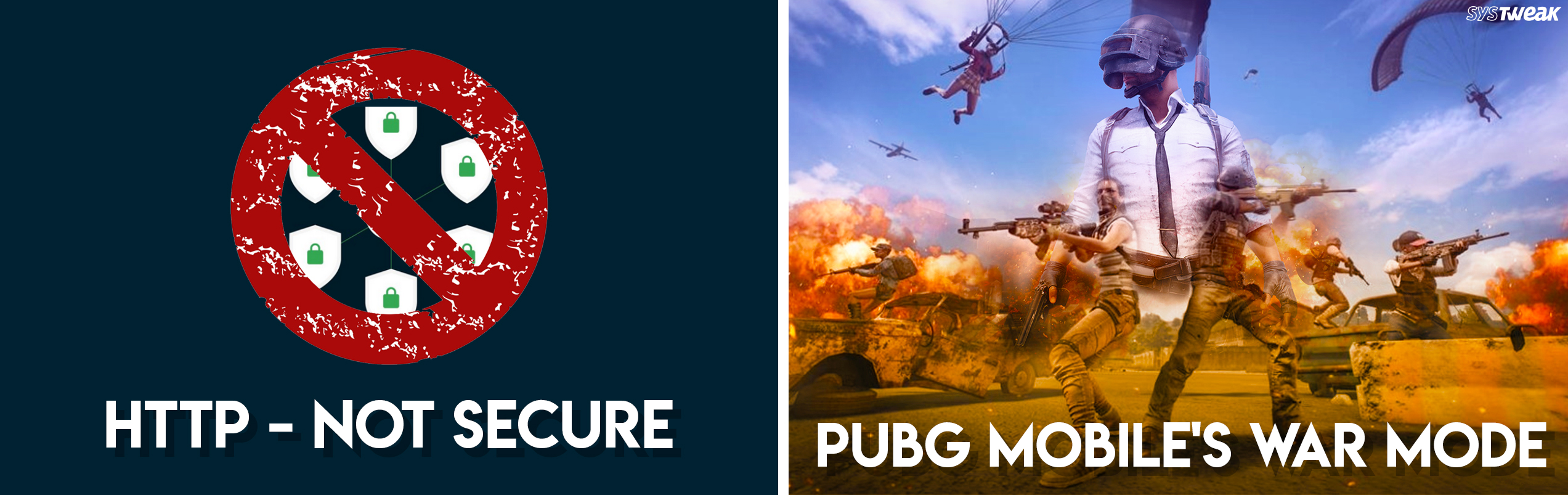 """Newsletter: Pages With HTTP""""Not Secure"""" Anymore & Pubg Mobile With War Mode"""