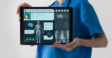 Prevent Stealth Of EHRs From Cyber Criminals