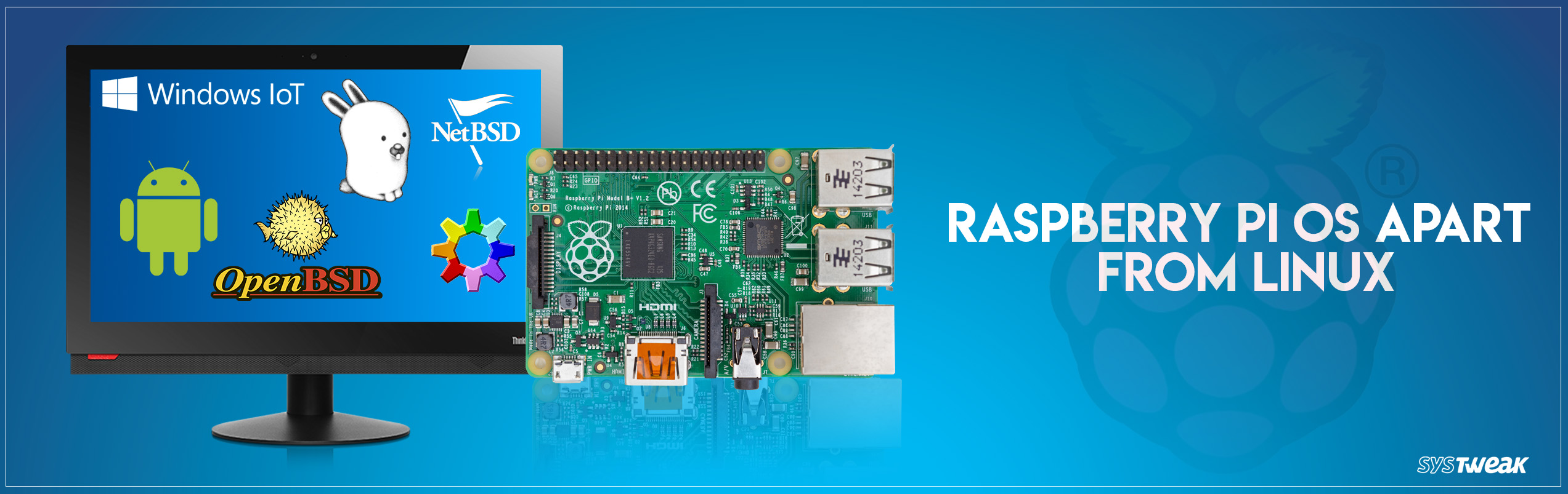 Best Raspberry Pi OS apart from Linux