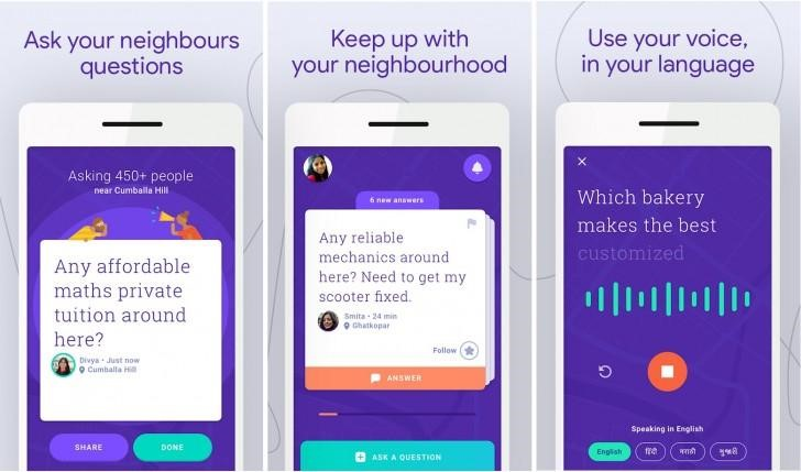 Say Hello to Google Neighbourly