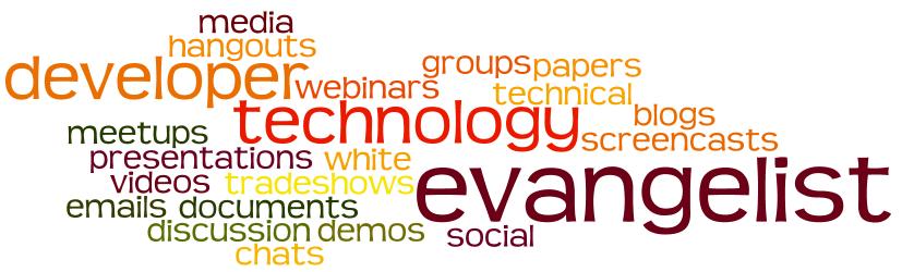 Technology Evangelist