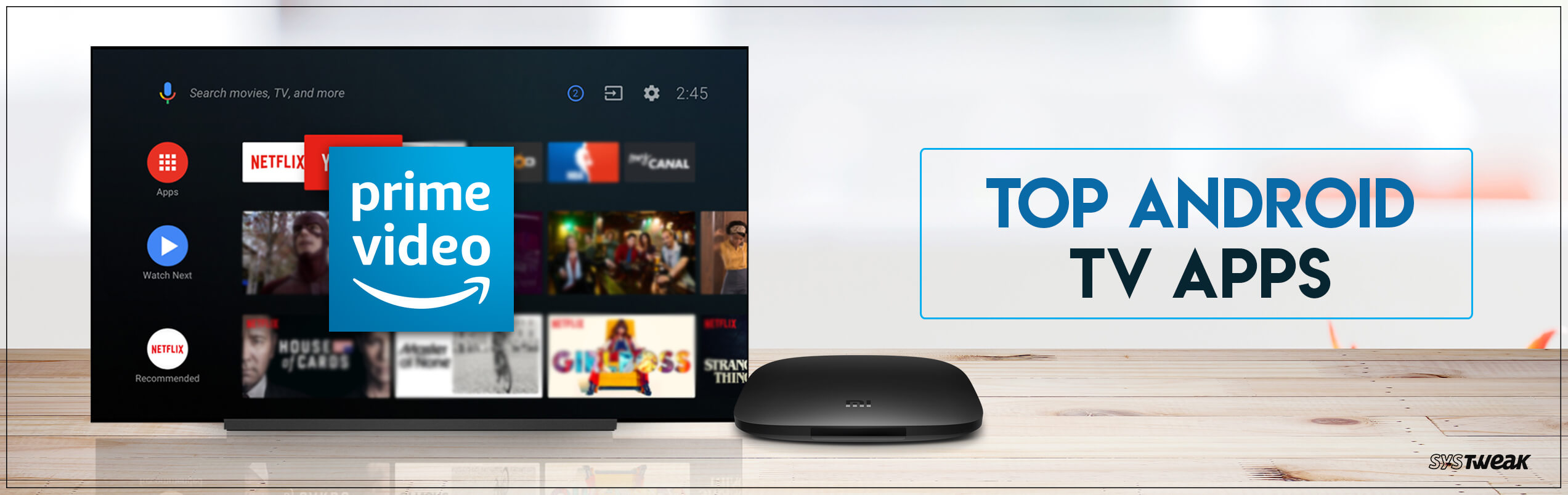 7 Best Android TV Apps To Download For Entertainment
