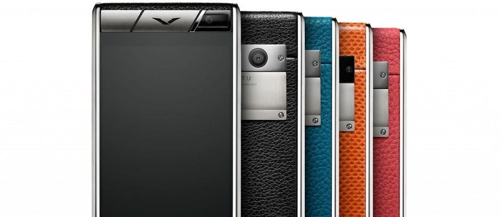 Vertu Aster Collection