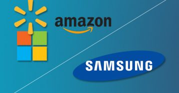 Newsletter: Walmart Partners With Microsoft Against Amazon & Samsung Foldable Phone Coming Soon