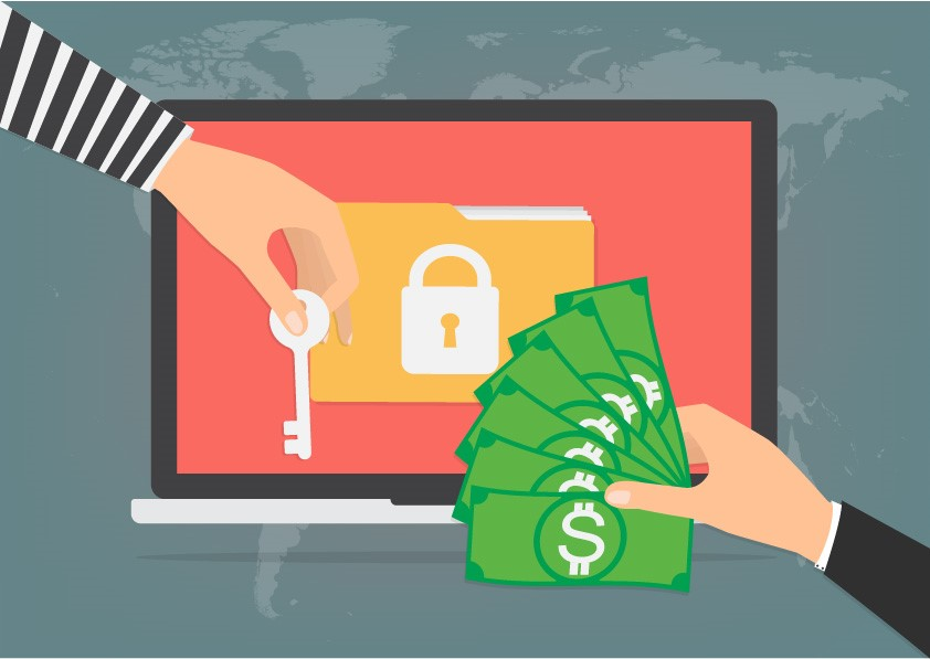 cryptocurrency and ransomware