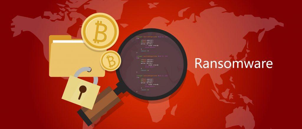 ransomware apps on social media