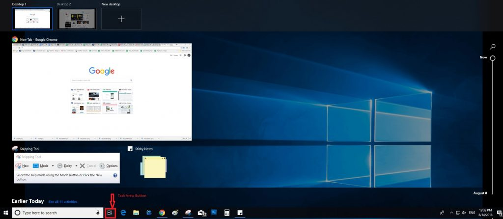 how to use windows 10 features