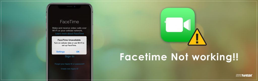 facetime not working on iphone how to fix quot facetime app not working on iphone and quot 16909