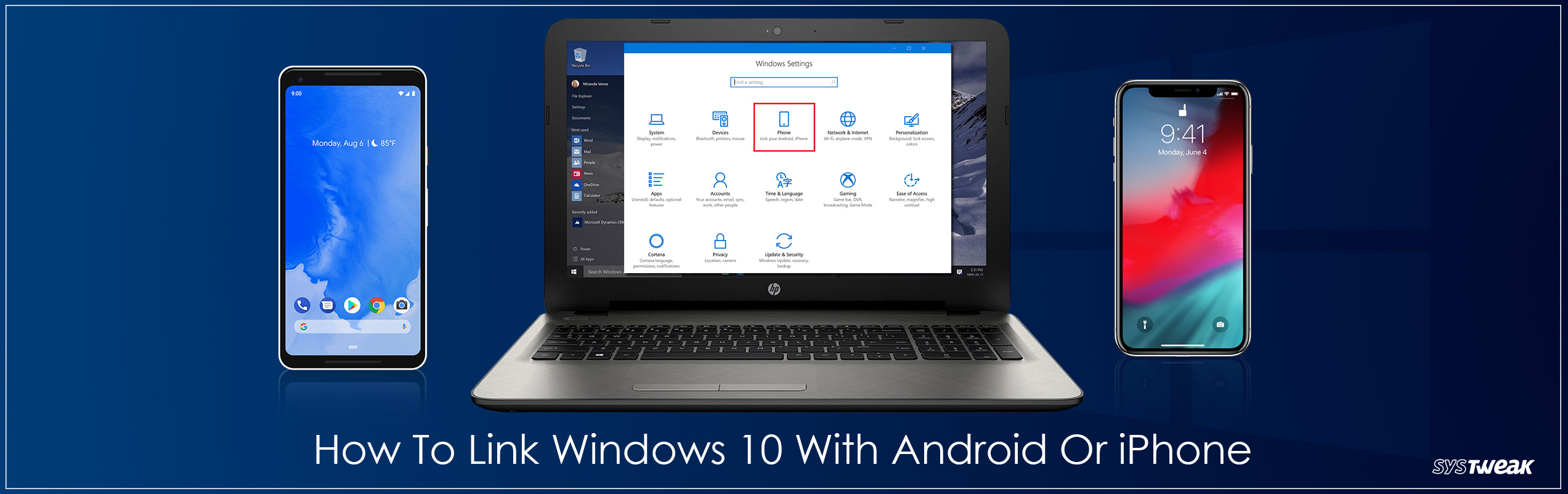 7 Things You can Do by Linking Windows 10 with Your Smartphone
