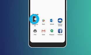 """Share Webpages Between Phone and PC: Windows 10 """"Continue On PC"""" Feature"""