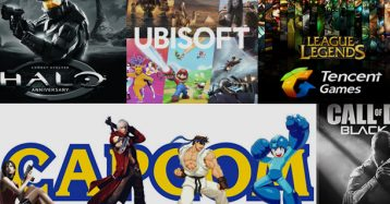 Friday Essentials: 10 Biggest Gaming Companies That Just Keep Getting Bigger