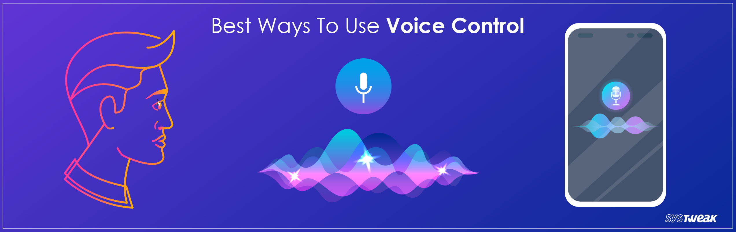 Best Ways To Use Voice Control