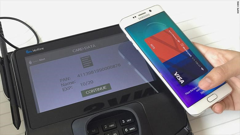 How to Use Samsung Pay on your Smartphone