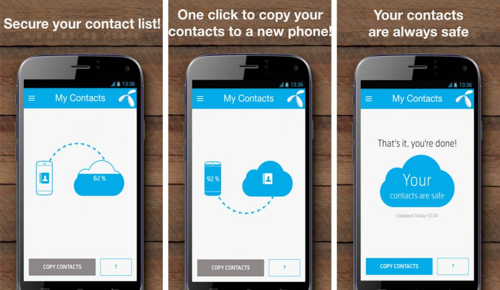 Can I Transfer My Contacts From Android To Iphone