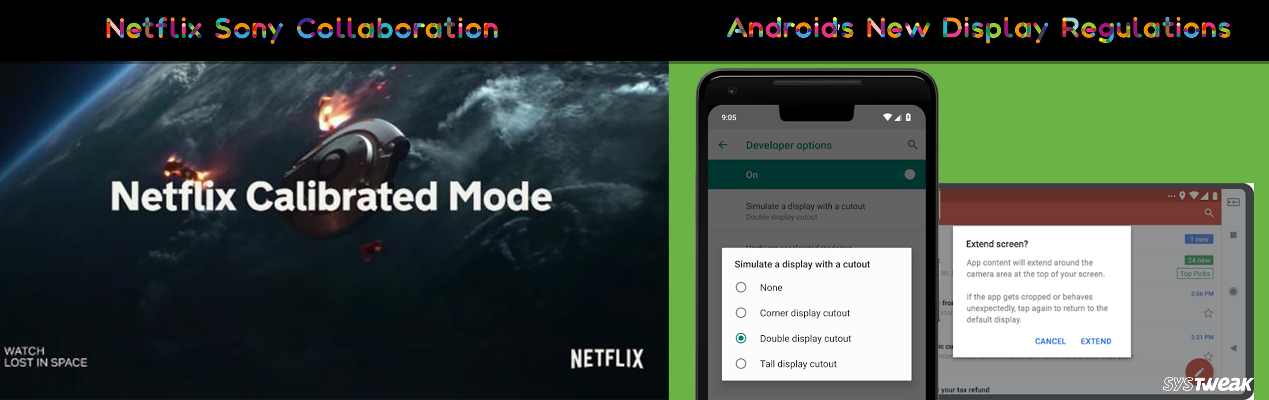 Newsletter: Netflix And Sony Join Forces & Android Display Cutout Guidelines