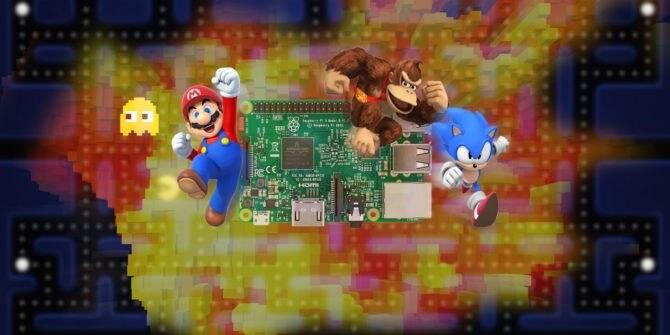 Retro Gaming With Lakka, RecalBox and RetroPie