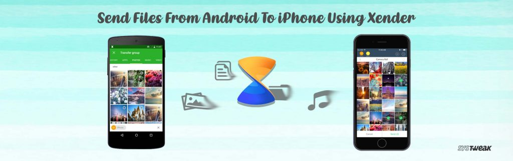 Send-Files-From-Android-To-iPhone-Using-Xender