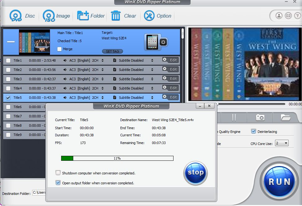 10 Best Free DVD Ripper For Windows 10