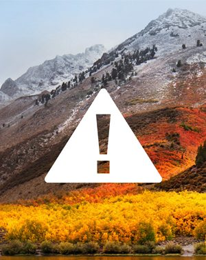 11 Fixes To MacOS High Sierra Problems