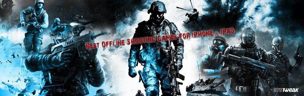 10 Best Offline Shooting Games For iOS