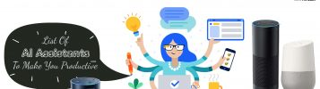 AI Assistants That Could Boost Your Productivity
