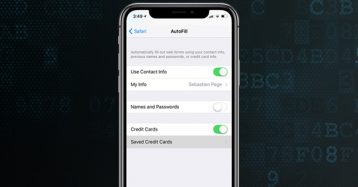 How To See Credit Cards and Saved Passwords In iPhone (iOS 12)