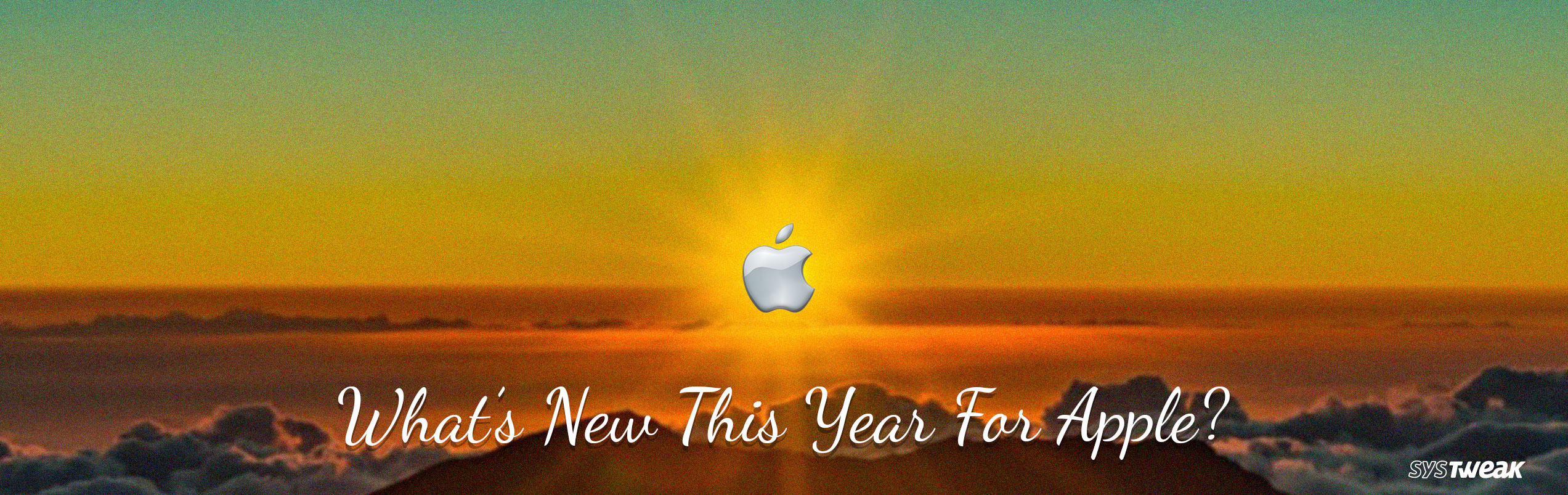 What's New This Year From Apple?