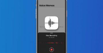 How To Operate Apple's Voice Memos App
