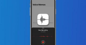 How To Operate Apple's Voice Memos App