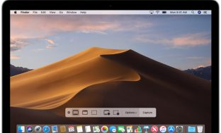 How To Record Your Screen And Take Screenshots In macOS Mojave