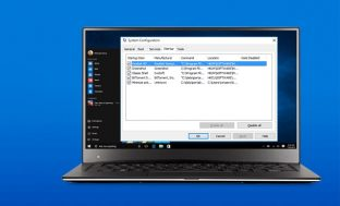 How To Speed Up Your PC With MSCONFIG