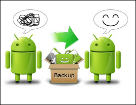Android Automatically Back Up
