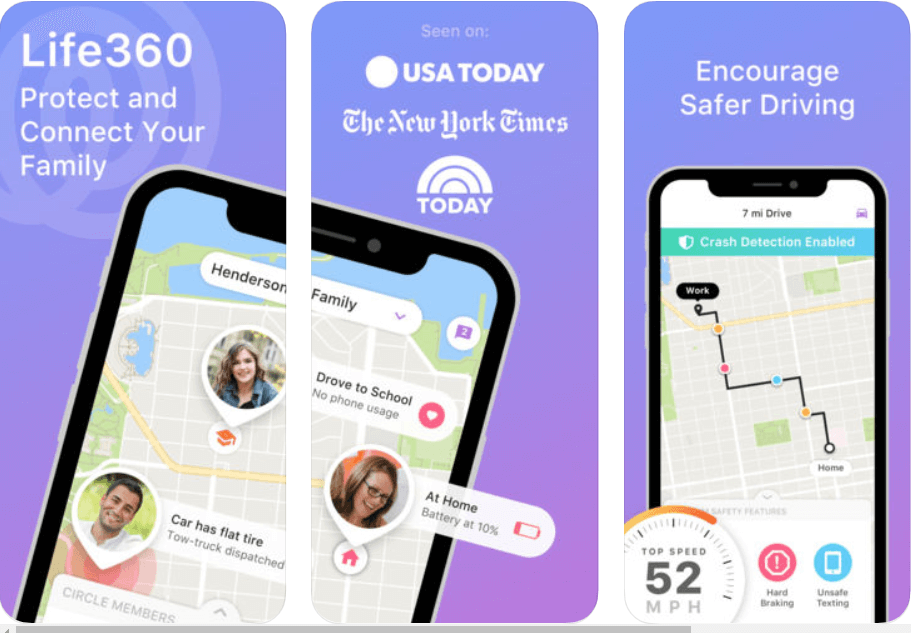 Life 360- disaster management apps