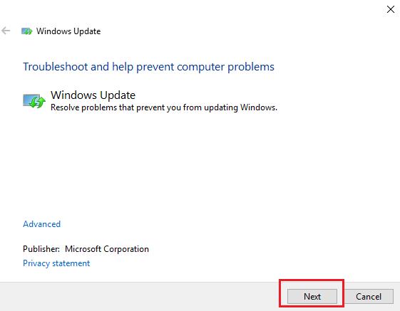 METHOD 1 Run Windows Update Troubleshooter step-4