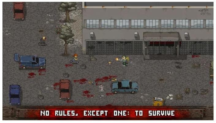 Mini DayZ best android battle royal game