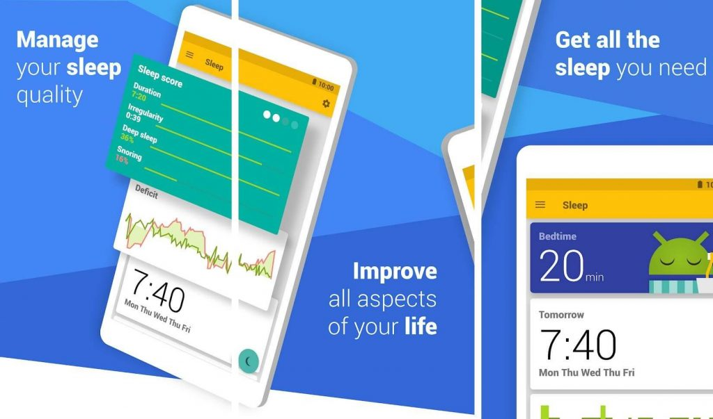 Sleep as Android - alarm clock app
