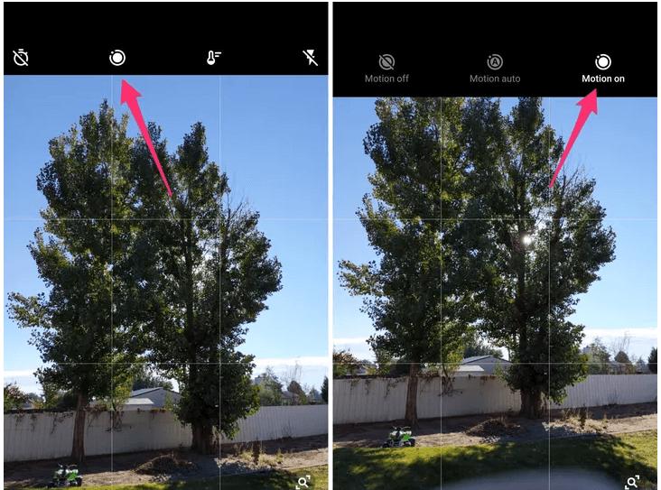 Top Shot in pixel 3 camera